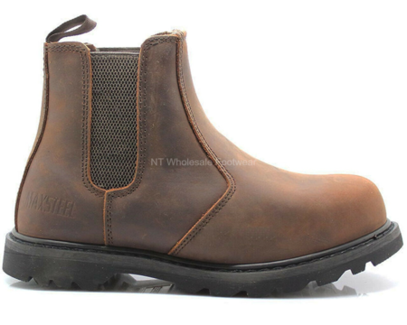 Safety Shoes Boots Steel Toe Cap Size